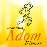 Academia Adom Fitness - logo