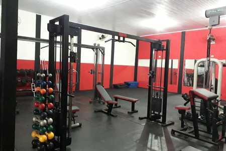 Academia Espaço Fitness -