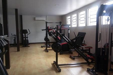 Academia Casalli Fitness