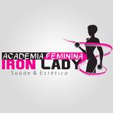 Academia Feminina Iron Lady - logo