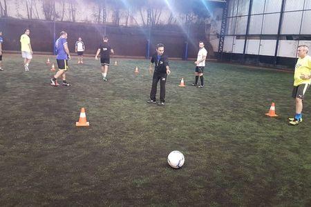 R4 Training – Fitsoccer (Centro Esportivo Fontana) -