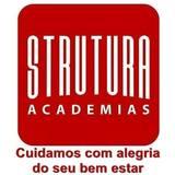 Rede Strutura Academia Unidade Hortolândia - logo