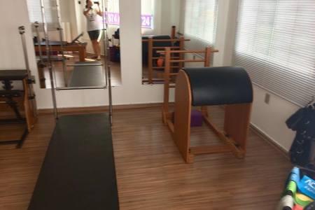 Body Space Pilates -