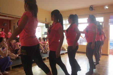 Mahira Hasan Danças e Fitness para Mulheres