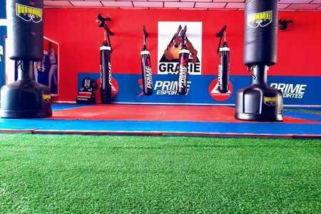 Gracie Barra – Unidade Monte Mor