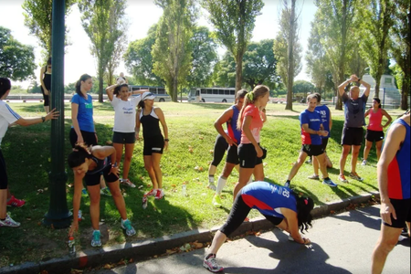 Club de Running (Sede Recoleta)