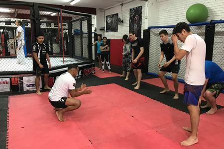 RF Centro de Luchas