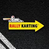 Rally Karting (Las Rejas) - logo