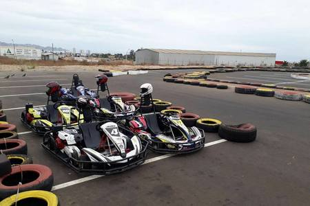 Rally Karting (Las Rejas)