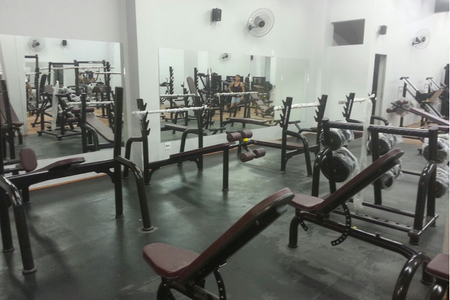 Academia Fit Up