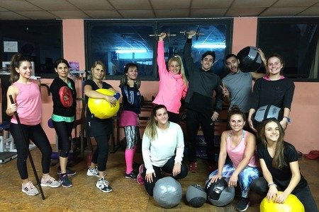 Gimnasio Stetic Gym -