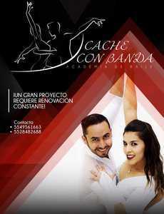 Academia de Baile Caché con Banda