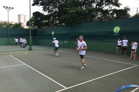 Art Fit Academia de Tenis By Denia Salu -