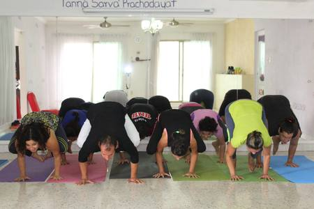 Yoga en Síntesis Veracruz Ananda -