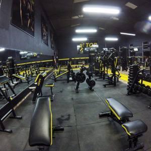 Top Fitness academia