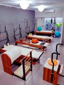Circuito Pilates - Unidade Paraíso