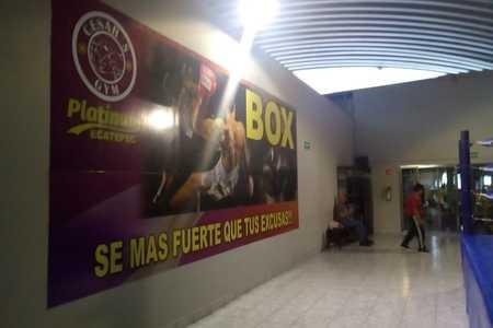 Cesar's Gym / Ecatepec