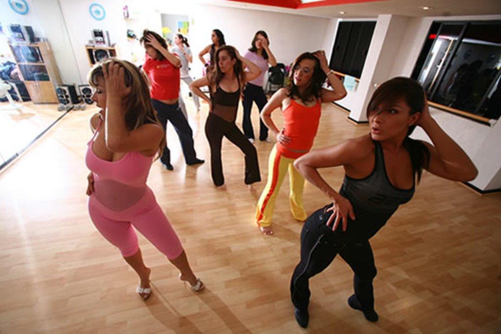 Gimnasio body art dance studio colonia del valle for Gimnasio del centro