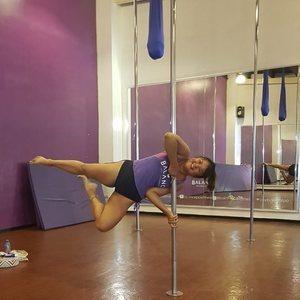Balance Pole Fitness -