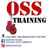 Oss Training - logo
