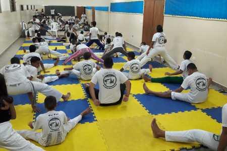 Associação de Capoeira Aroeira -