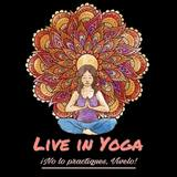 Live In Yoga - logo