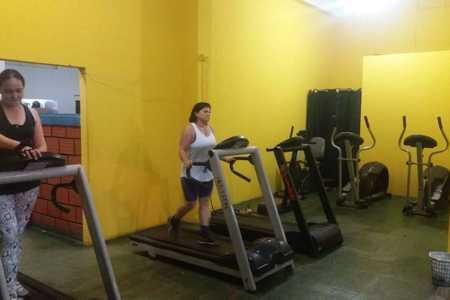 Reebok Fitness Academia