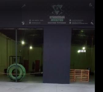 Centro de Treinamento Box 02 -