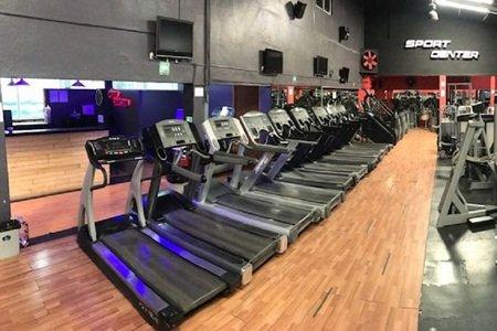 Gym Sport Center -