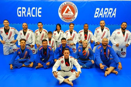 Gracie Barra Jd Ipanema