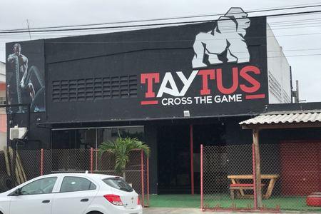 Taytus Crossfit The Game -