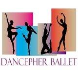 Dancepher Ballet - logo