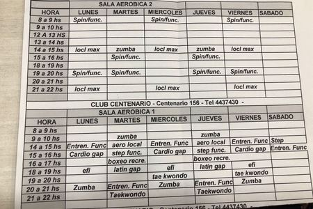Centenario Club