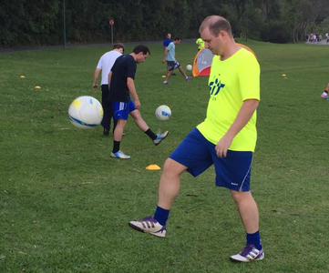 R4 Training - Fitsoccer (Barigui)