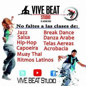 Vive Beat Studio Cd. Azteca