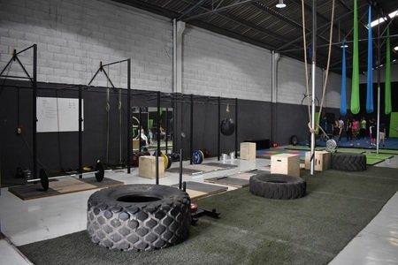 Fly Gym Academy -