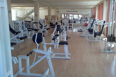 Mandala - Gym & Fitness Center
