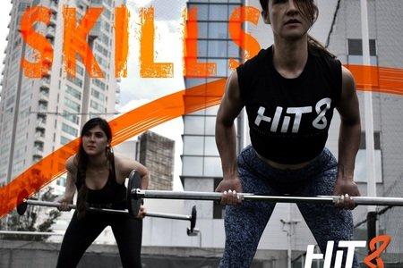 Hit8 Skills -