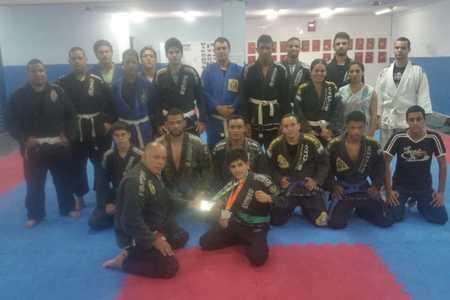 Equipe Núcleo De Jiu Jitsu