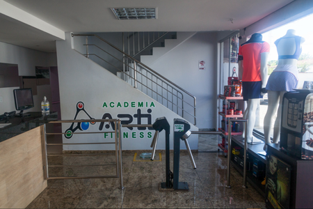 Academia Arti Fitness -