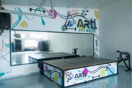 Academia Arti Fitness