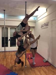 Let's Pole! Espacio de Entrenamiento -