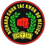 Richard Chun Taekwondo México Moctezuma - logo