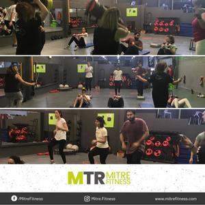 Mitre Fitness