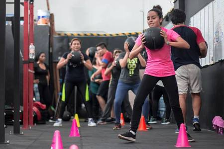 V MORE Functional Training Center Lindavista