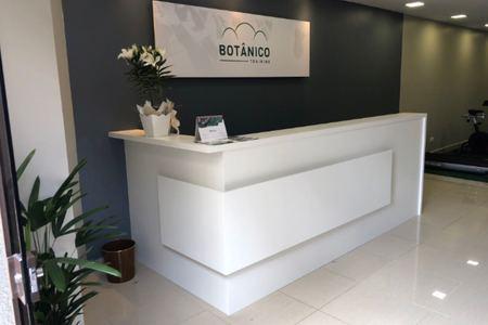 Botânico Training -