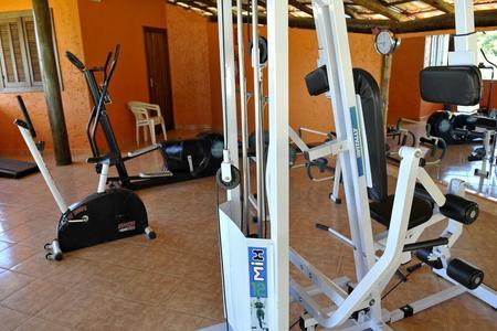 Academia Saude E Forma E Fitness