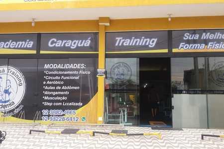Academia Caraguá Training -