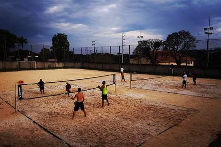 Arena Cwb Beach Sports -