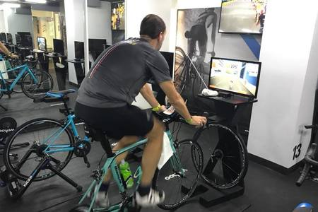 TriOn3 Cycling Studio